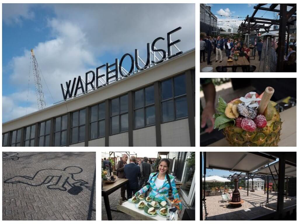 Officiele opening WAREHOUSE